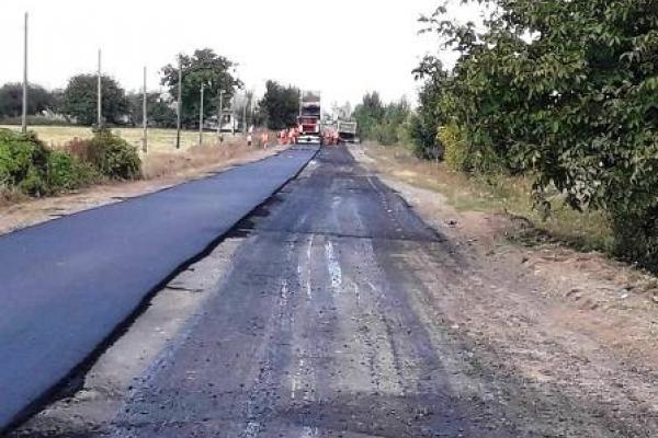Як ремонтують дороги на Дубенщині? (Фото)