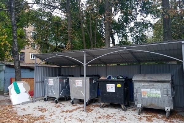 Окультурили смітники у Рівному на Студентській, 7 (ФОТОФАКТ)