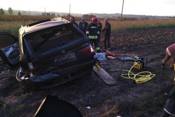 У ДТП на Рівненщині постраждав пасажир (Фото)