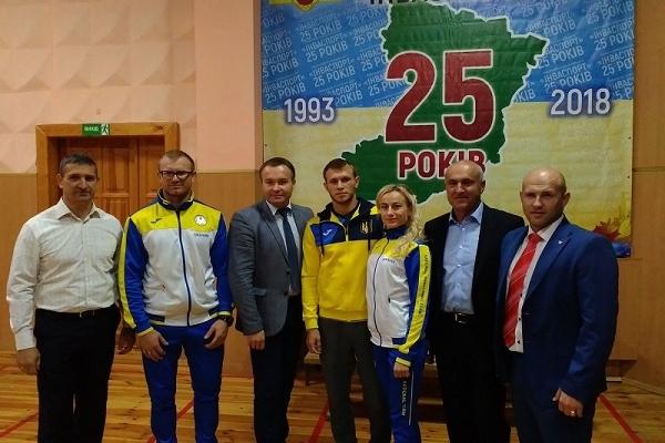Рівненським дзюдоїстам присудили грошові нагороди за перемоги на Кубку Світу