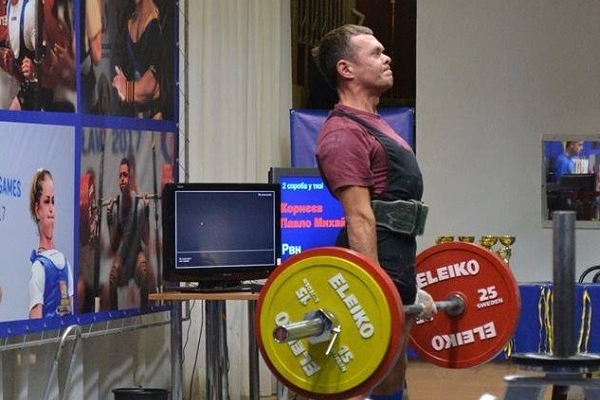 Рівненські пауерліфтери здобули золото на Чемпіонаті України