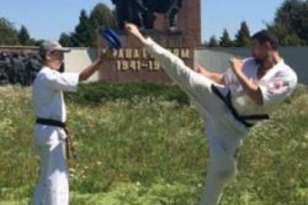 Троє рівнян готуються до Чемпіонату Європи з кйокушінкаі карате Унія