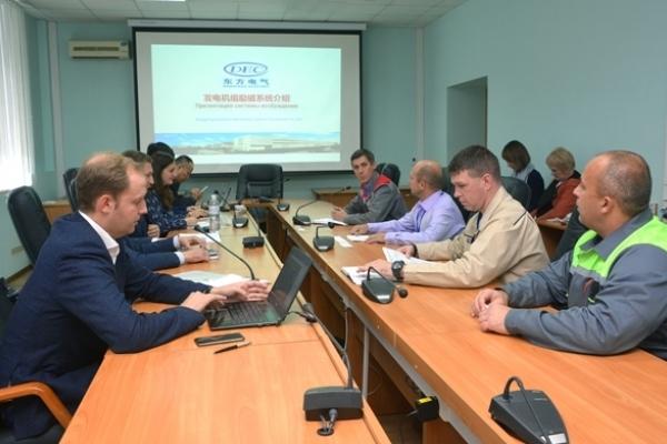 Китайська компанія зацікавлена у співпраці з Рівненською АЕС
