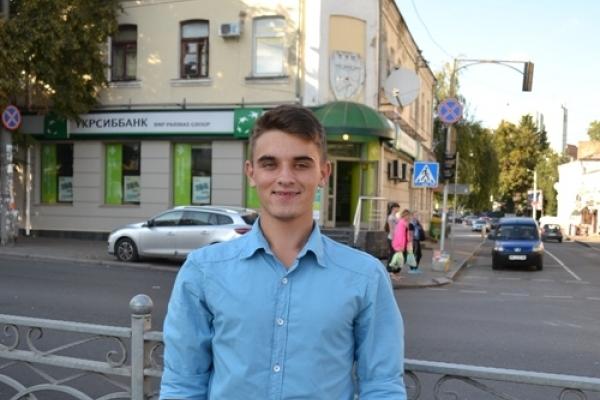 Знайомтесь – юний фотохудожник Олесь Самчук – такий же творчий і талановитий як і його мама – відома поетеса