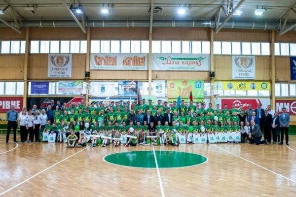 Рівняни упевнено перемогли на міжнародному баскетбольному турнірі (Фото, відео)