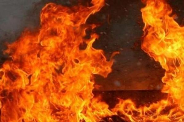 За добу на Рівненщині сталося дві пожежі