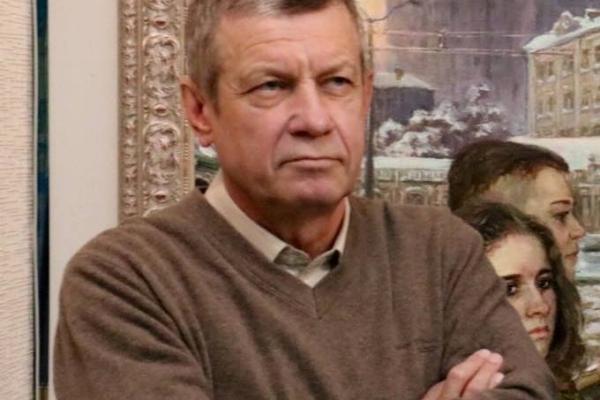 «Під небом на землі»: у Рівному презентували виставку картин Анатолія Іваненка (Фото)