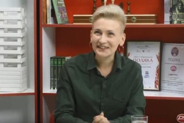 Рівненські митці усіх запрошують на «СУП», - Ірина Баковецька (Відео)
