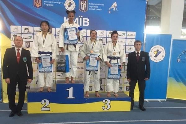 Рівненські дзюдоїсти завоювали медалі Кубку України