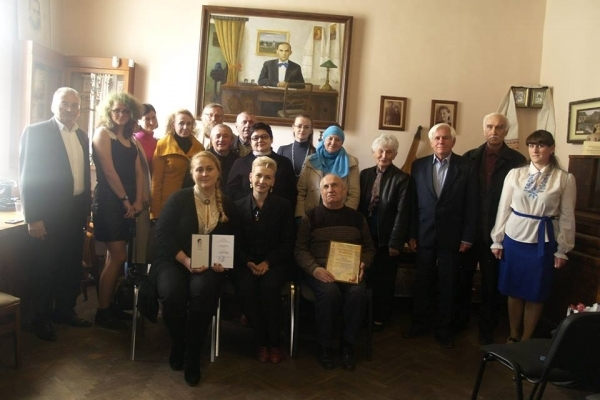 Двоє рівнян отримали літературну премію імені Валер'яна Поліщука (Фото)