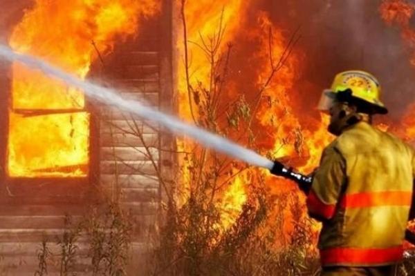 Понад тридцять пожеж сталося на Рівненщині за минулий тиждень