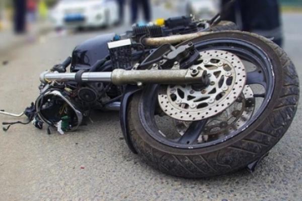 На Рівненщині в аварію потрапив 18-річний мотоцикліст на підпитку