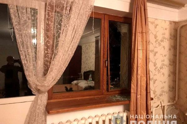 Житель Сходу України обікрав будинок у Рівному (Фото, відео)