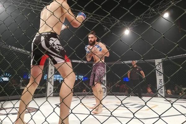 На Міжнародному професійному турнірі з ММА бійці Рівненщини здобули перемогу