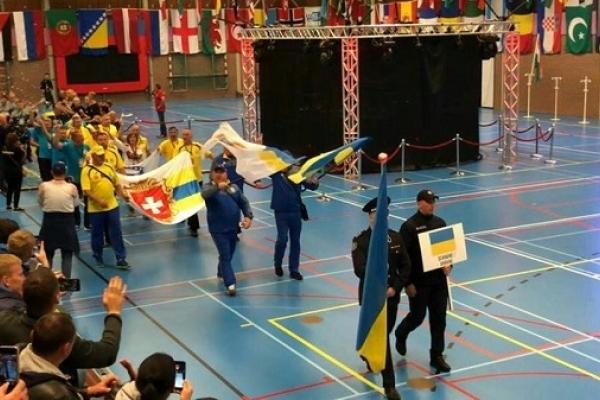 Рівненські спортсмени змагаються на Чемпіонаті Світу з футзалу