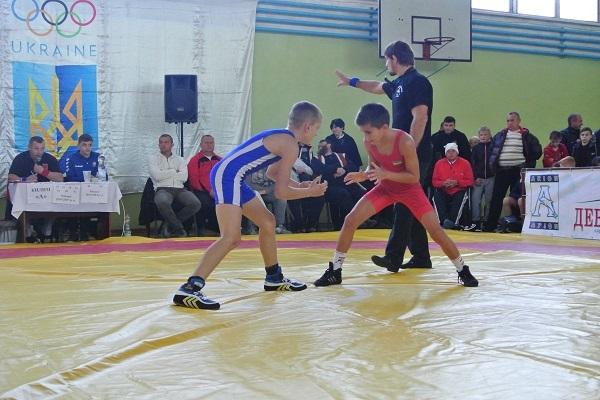 Рівненські борці завоювали медалі «Кубку Довбуша»