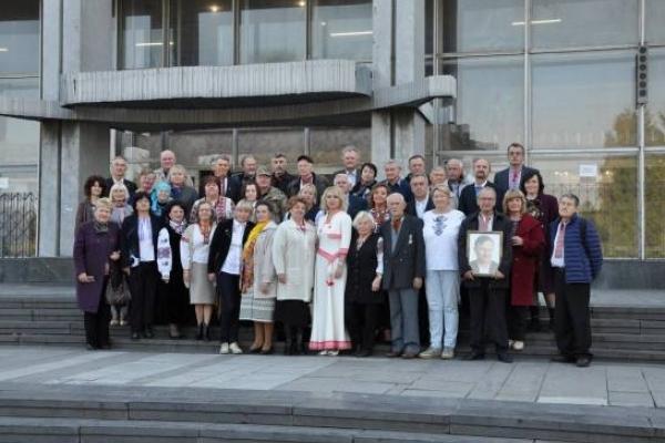 У Рівному урочисто відзначили 30-річчя створення «Товариства шанувальників української мови і культури»