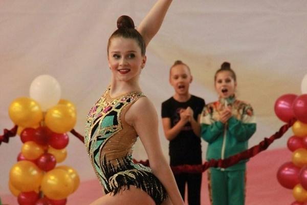 Цими вихідними рівненські гімнастки позмагаються за звання найкращих