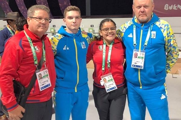 Рівнянин Дмитро Гонта здобув бронзу Юнацьких Олімпійських ігор