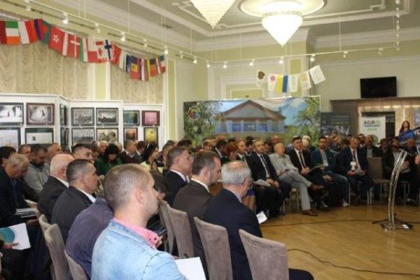 Перший Міжнародний аграрний форум «AGRORIVNE 2018»розпочався на Рівненщині