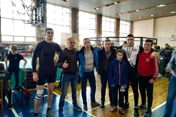 Рівненські бійці завоювали золото Чемпіонату України з козацького двобою
