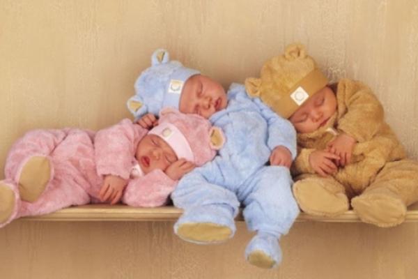 Марк та Мілана - найпоширеніші дитячі імена у Дубровицькому районі