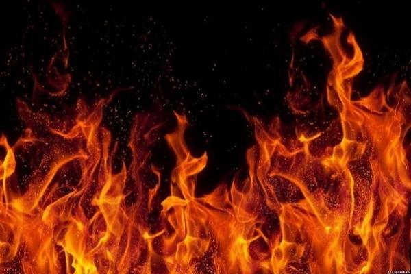 На Березнівщині нетверезий господар підпалив власну домівку