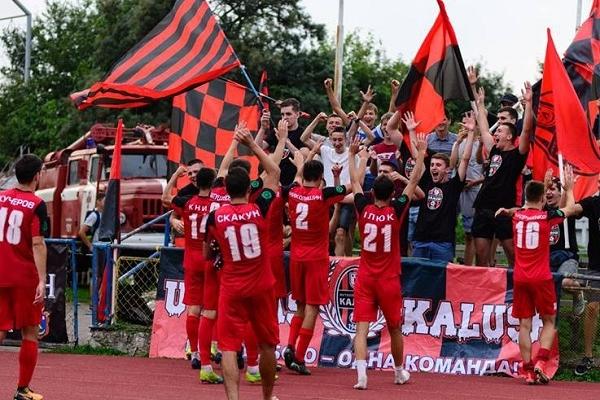 Суперник «Вереса» - ФК «Калуш»