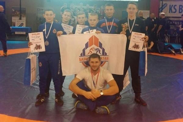 Костопільські борці перемогли на Міжнародному турнірі в Польщі