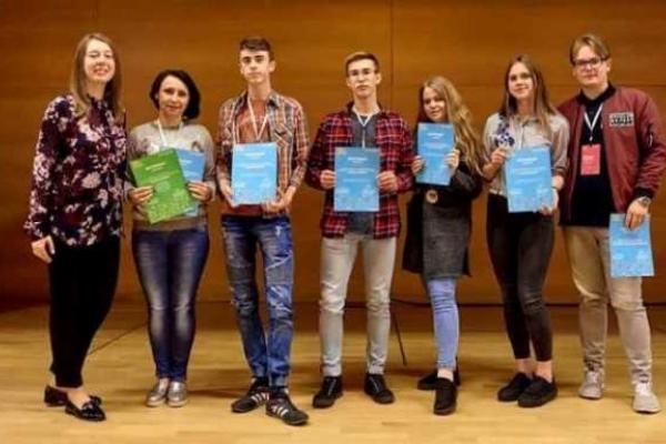 Вараські школярі  перемогли у Всеукраїнському проекті «Zero Waste School»