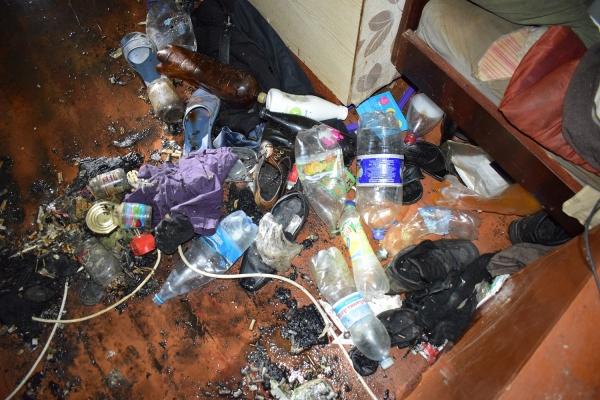 У пожежі на Рівненщині загинув власник однієї з квартир (Фото)
