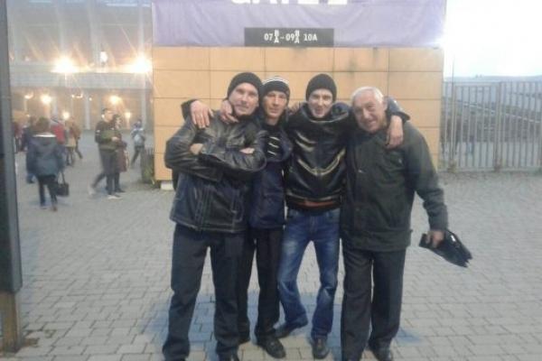 Костопільчани  побували на зустрічі з Ніком Вуйчичем