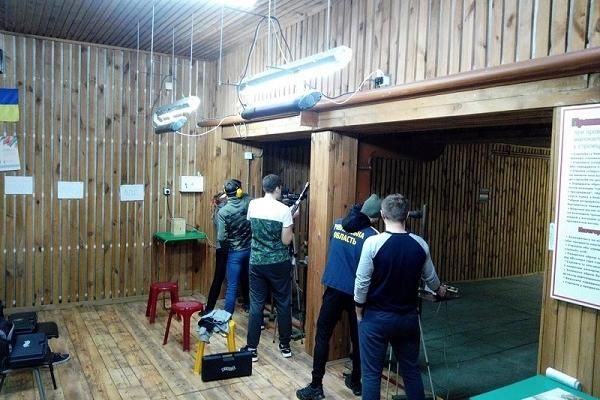 У Рівному відбувся відкритий Кубок Рівненської області зі стрільби