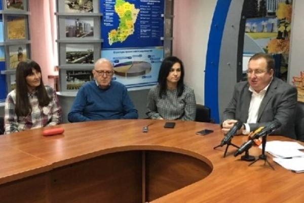 Медики з Італії ділилися досвідом лікування муковісцидозу