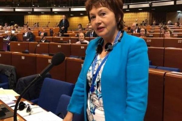Світлану Богатирчук-Кривко обрали Президентом політичної групи «Європейська група консерваторів та реформаторів»
