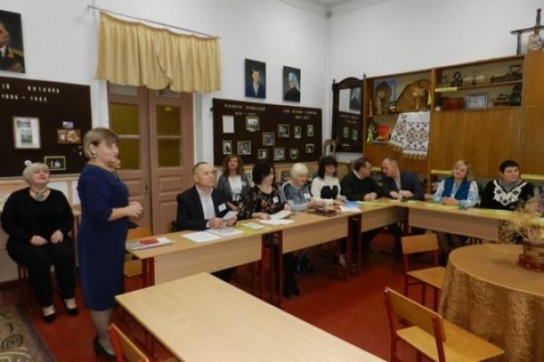 Педагоги Рівненщини освоювали кращі маркетингові практики в Острозькій гімназії (Фото)