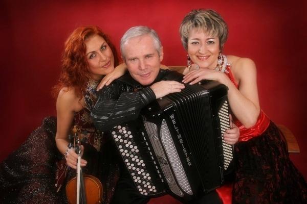 Тріо «Срібна Терція» запрошує на концерт у Рівному