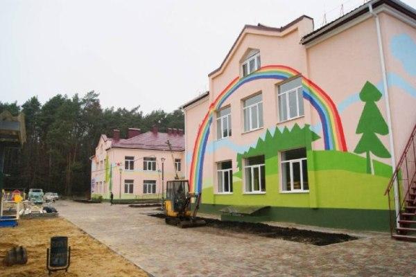 Будівництво дитсадка в Оржеві на фінішній прямій