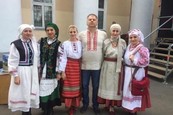 Автентичний одяг з усієї України покаже рівнянам Володимир Дзьобак
