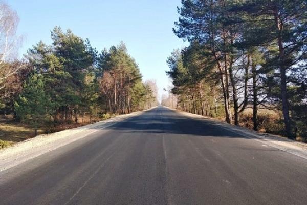 Ремонт ще однієї дороги на Рівненщині майже завершили (Фото)