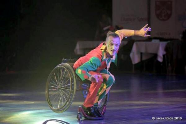 Рівненські спортсмени вдало виступили на чемпіонаті Європи з танців на візках