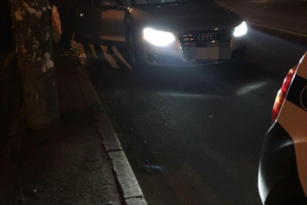 Порушивши ПДР, рівнянин почав утікати від поліції (Фото)