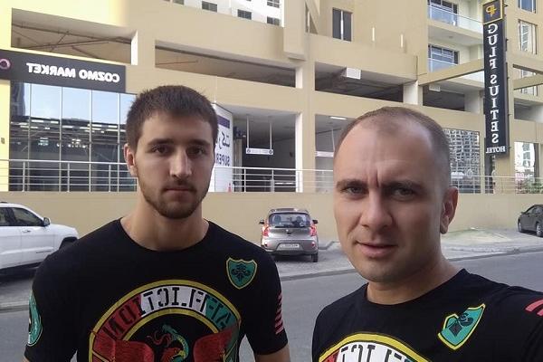 Рівненські професійні бійці ММА битимуться за кордоном