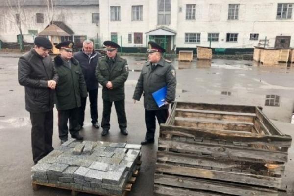 Чиновники відвідали Катеринівську колонію