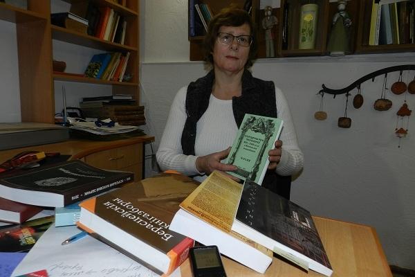 Завідувачку Музею книги та друкарства Острога відзначив Президент України (Фото)