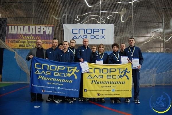 Рівняни перемогли на спортивному фестивалі у Луцьку