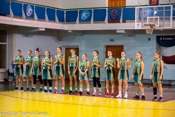 Дівоча команда БК «Рівне» ОСДЮСШОР зіграє зі столичним «Динамо»