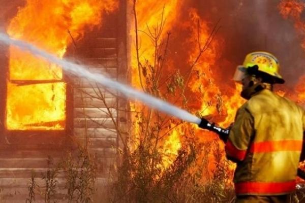 Під час пожежі у Дубровиці виявили мертвого чоловіка