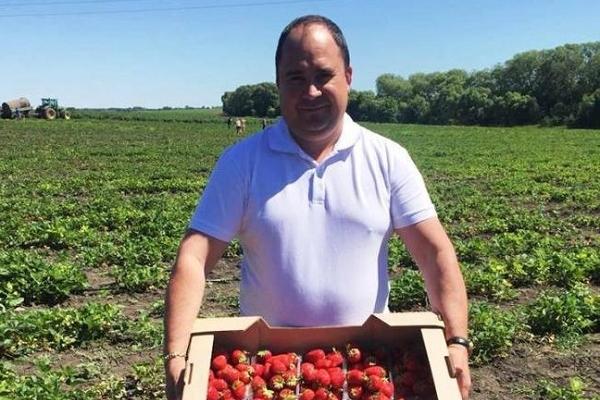 Аграрія з Рівненщини відзначив Президент (Фото)