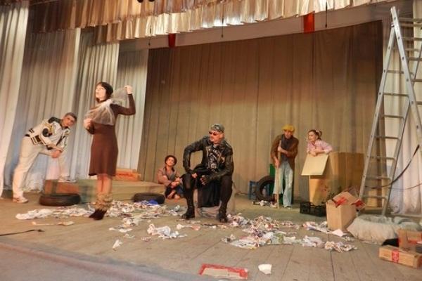 В Острозі стартував театральний фестиваль (Фото)
